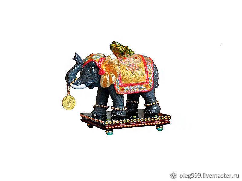 Слон богатства  и удачи, Статуэтки, Симферополь,  Фото №1