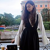 """Одежда ручной работы. Ярмарка Мастеров - ручная работа Шелковое платье """"La Alegria"""". Handmade."""