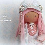 Куклы и игрушки ручной работы. Ярмарка Мастеров - ручная работа Текстильная кукла LISSY. Handmade.