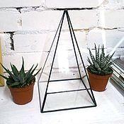 Для дома и интерьера handmade. Livemaster - original item The Floriana Pyramid. Handmade.
