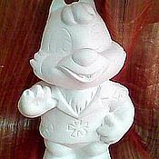 Куклы и игрушки ручной работы. Ярмарка Мастеров - ручная работа Гипсовая фигурка Дейл. Handmade.