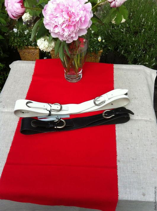 Винтажная одежда и аксессуары. Ярмарка Мастеров - ручная работа. Купить Ремни  женские кожаные  (Голландия). Handmade. Ремни ручной работы