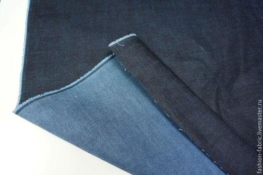 Шитье ручной работы. Ярмарка Мастеров - ручная работа. Купить Джинс черно-голубой PRT 8111605. Handmade. Комбинированный, хлопок