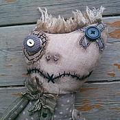 Куклы и игрушки ручной работы. Ярмарка Мастеров - ручная работа Монстрик. Странный человек.. Handmade.