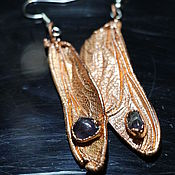 Украшения handmade. Livemaster - original item Wings Earrings. Handmade.