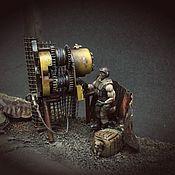 Model handmade. Livemaster - original item Miniature additions to dioramas. Handmade.