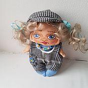 Будуарная кукла ручной работы. Ярмарка Мастеров - ручная работа Кукла Лялька. Handmade.