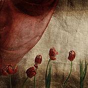 Картины и панно ручной работы. Ярмарка Мастеров - ручная работа Натюрморт Многоголосие. Handmade.