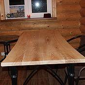 Для дома и интерьера ручной работы. Ярмарка Мастеров - ручная работа стол Vento+. Handmade.
