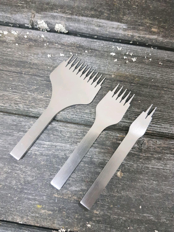Пробойники 3.38 полированный зуб, Инструменты для работы с кожей, Кимры,  Фото №1