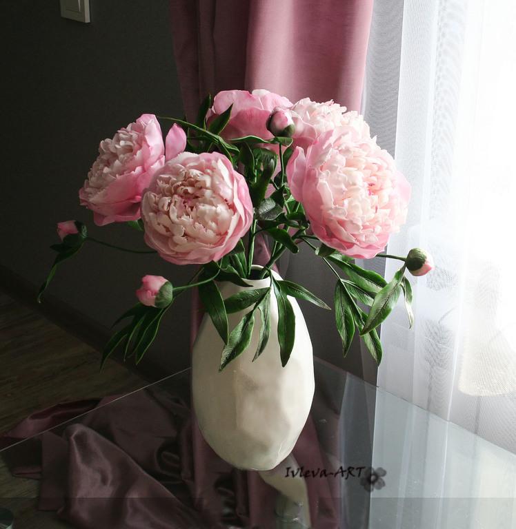 Искусственные цветы триз коллекшн