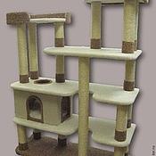 """Для домашних животных, ручной работы. Ярмарка Мастеров - ручная работа Комплекс для кошек  """"Фортуна"""" (подходит крупным кошкам). Handmade."""