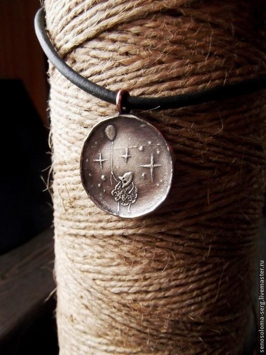 """Кулоны, подвески ручной работы. Ярмарка Мастеров - ручная работа. Купить Медальон """"Мечта Овечки"""". Handmade. Овечка"""