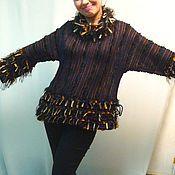 """Одежда ручной работы. Ярмарка Мастеров - ручная работа Свитер """"Здравствуй, Северный олень!"""". Handmade."""