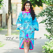 Одежда ручной работы. Ярмарка Мастеров - ручная работа Стильное платье для беременных, бохо, вышиванка лен,этностиль. Handmade.