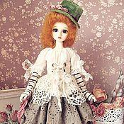 Куклы и игрушки ручной работы. Ярмарка Мастеров - ручная работа Наряд  для куклы БЖД (MCD)  №30. Handmade.