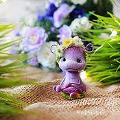 Куклы и игрушки handmade. Livemaster - original item felt toy: Insects