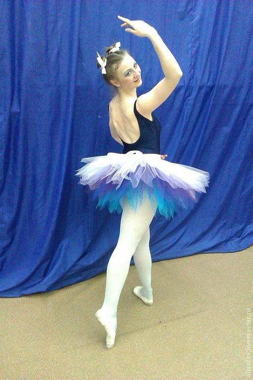 Юбка пачка для балерины купить