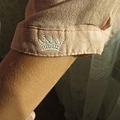 Одежда ручной работы. Ярмарка Мастеров - ручная работа Вышивка на одежде_корона. Handmade.