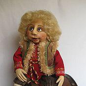 Куклы и игрушки ручной работы. Ярмарка Мастеров - ручная работа Кукла Домовёнок. Handmade.