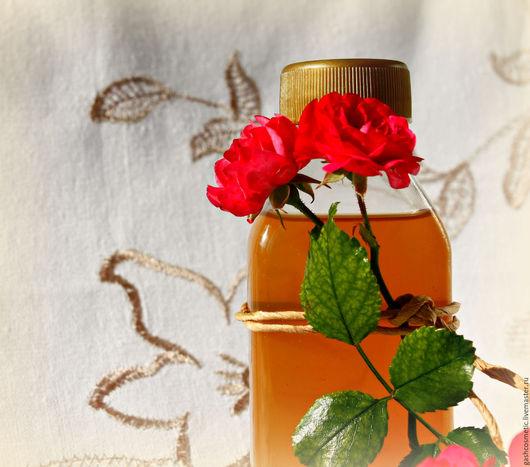 Тоник `Карамельная роза` для сухой  и комбинированной кожи  с керамидами. Ярмарка мастеров. Купить тоник от GaShcosmetic.