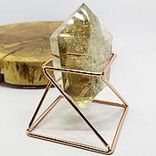 Фен-шуй и эзотерика handmade. Livemaster - original item Vogel Citrine Crystal 61 mm. Handmade.