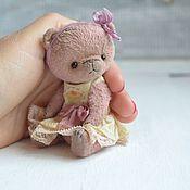 Куклы и игрушки ручной работы. Ярмарка Мастеров - ручная работа Мишка тедди Ева. Handmade.