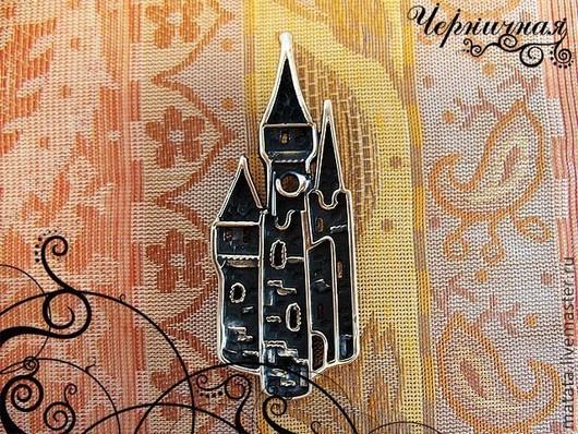 Для украшений ручной работы. Ярмарка Мастеров - ручная работа. Купить Время рыцарей л1390-300 (1). Handmade. Латунь