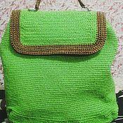 Рюкзаки ручной работы. Ярмарка Мастеров - ручная работа Сумка-рюкзак. Handmade.