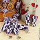 Комплекты украшений ручной работы. Ярмарка Мастеров - ручная работа. Купить В этническом стиле 2. Handmade. Синий, подарок