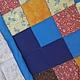 """Текстиль, ковры ручной работы. Лоскутное одеяло """"На печке"""". Арина. Ярмарка Мастеров. Лоскутное одеяло, деревенский стиль"""