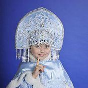 Одежда ручной работы. Ярмарка Мастеров - ручная работа Карнавальный костюм Снегурочка. Handmade.