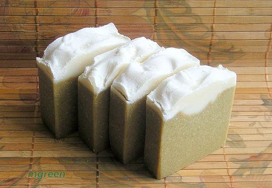 Мыло ручной работы. Ярмарка Мастеров - ручная работа. Купить Мыло хозяйственное для кухни (натуральное мыло с нуля). Handmade.