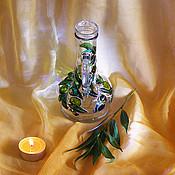 Посуда ручной работы. Ярмарка Мастеров - ручная работа Кувшин для оливкового масла. Handmade.
