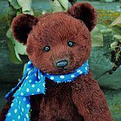 Куклы и игрушки handmade. Livemaster - original item Teddy Bears: HERMANN classic Teddy bear (pattern Bing 1928). Handmade.