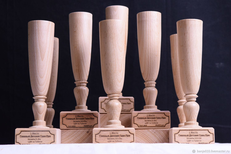 Cups gift, Figurine, Lyubertsy,  Фото №1