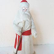 Винтаж ручной работы. Ярмарка Мастеров - ручная работа Дед Мороз ватный , г Калинин. Handmade.