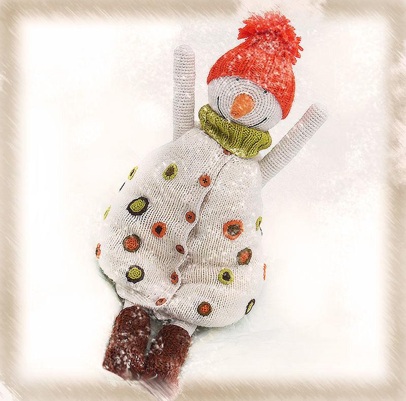 Снеговик. Снеговик вязаная игрушка ручной работы. Купить игрушку снеговик. Снеговик хендмейд. Вязаные игрушки своими руками.