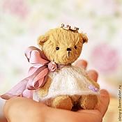Куклы и игрушки ручной работы. Ярмарка Мастеров - ручная работа Мишка тедди .Принцесса Матильда). Handmade.