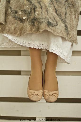 Юбки ручной работы. Ярмарка Мастеров - ручная работа. Купить Нижняя юбка, юбка с кружевом, хлопковая юбка. Handmade. Белый