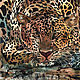 Picture batik Cheetahs. Pictures. Pictures for the soul (RozaSavinova). Online shopping on My Livemaster.  Фото №2
