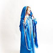 """Одежда ручной работы. Ярмарка Мастеров - ручная работа Комплект (платье, мантия)  """"Дева Воды"""". Handmade."""