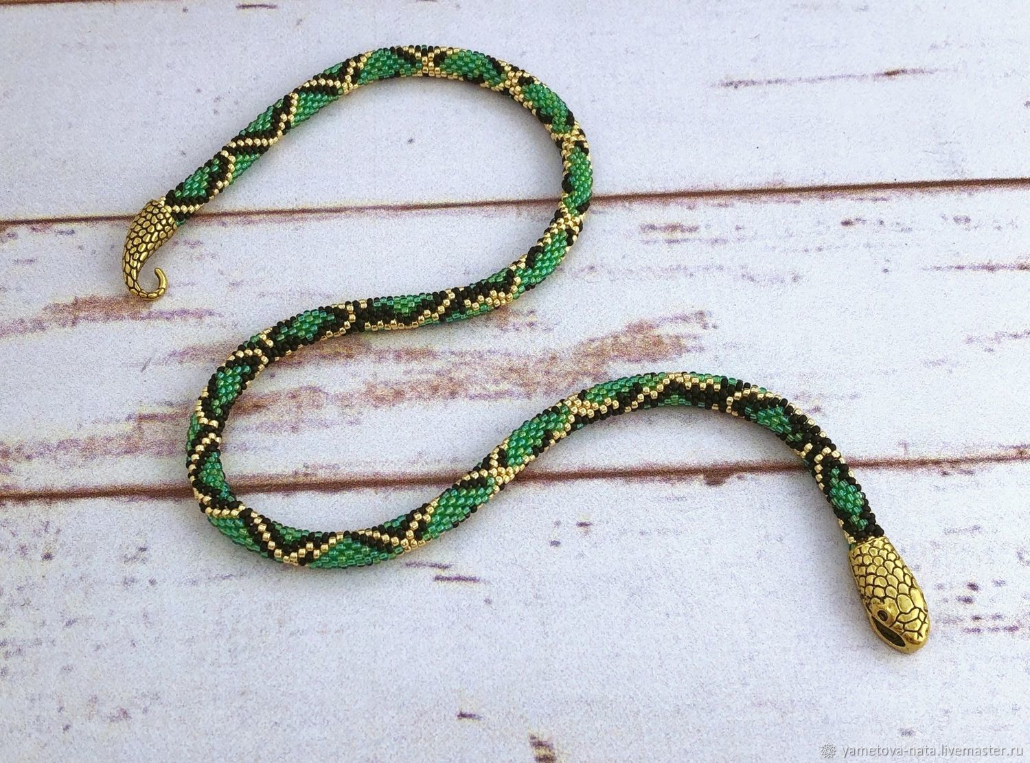 String of beads Uzhik, Necklace, Abakan,  Фото №1