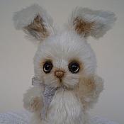 Куклы и игрушки ручной работы. Ярмарка Мастеров - ручная работа зайчик Зая. Handmade.