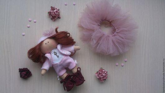 Куклы тыквоголовки ручной работы. Ярмарка Мастеров - ручная работа. Купить Кукла-малышка Женевьева. Handmade. Тыквоголовка, handmade