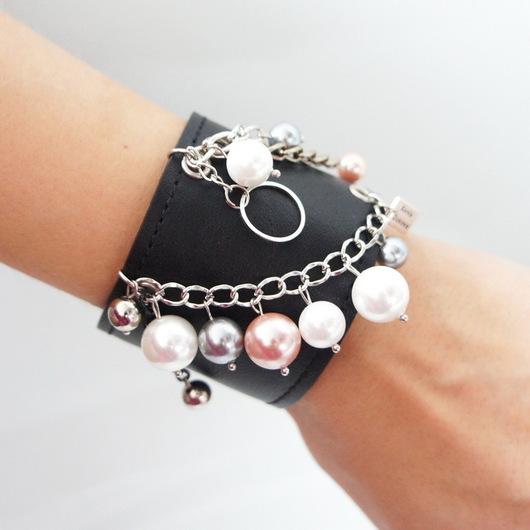 """Браслеты ручной работы. Ярмарка Мастеров - ручная работа. Купить Браслет """"Pearls"""". Handmade. Браслет, стильный подарок"""