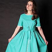Одежда handmade. Livemaster - original item Dress in the style of 50`s