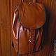 """Рюкзаки ручной работы. Заказать """"Хвостики-пушистики""""- рюкзак- трансформер. Белая фуксия. Ярмарка Мастеров. Меховая сумка, для девушки"""