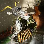 Куклы и игрушки ручной работы. Ярмарка Мастеров - ручная работа Первый парень на деревне). Handmade.