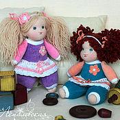 Куклы и игрушки ручной работы. Ярмарка Мастеров - ручная работа Мини-малышки. Handmade.